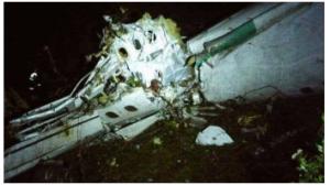 Captureผู้เล่นของชาเปโคเอนเซ รอดชีวิตจากเหตุเครื่องบินตก 3 คน